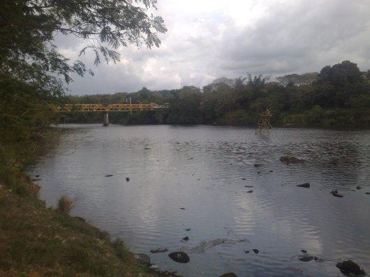 The Calumpang Riverbanks. Bayani Fernando may be able to improve its present state.