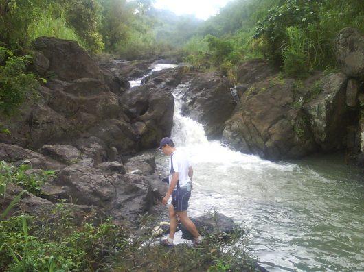 Aquarry River