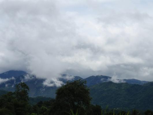 View from Pintong Bocaue