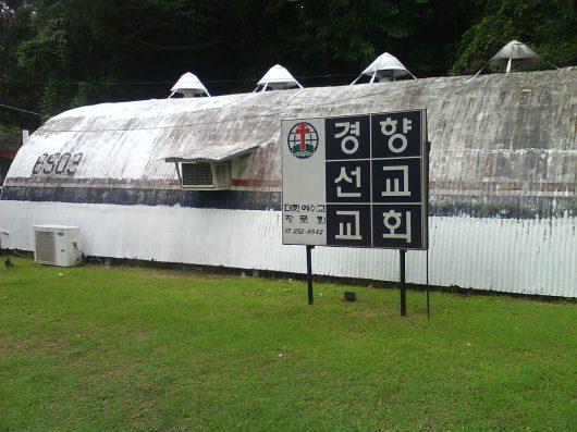 A Korean Church?