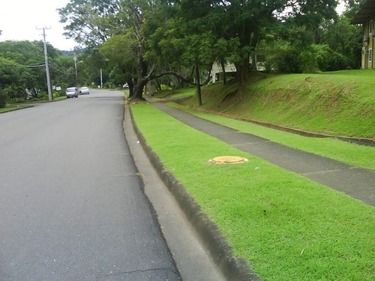 Smooth Roads inside Subic