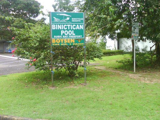 Binictican Heights, Subic Freeport