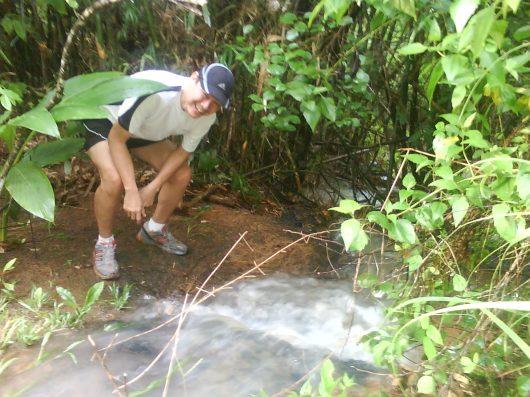 Enjoying the stream