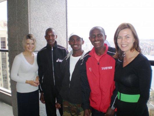 The Kenyans in Kuala Lumpur