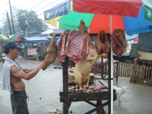 Just ask Mang Caldo the best cuts for caldereta, kilawin, pinapaitan or kapokan!