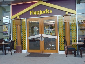 FLAPJACKS Restaurant (Photo from magnifique f)