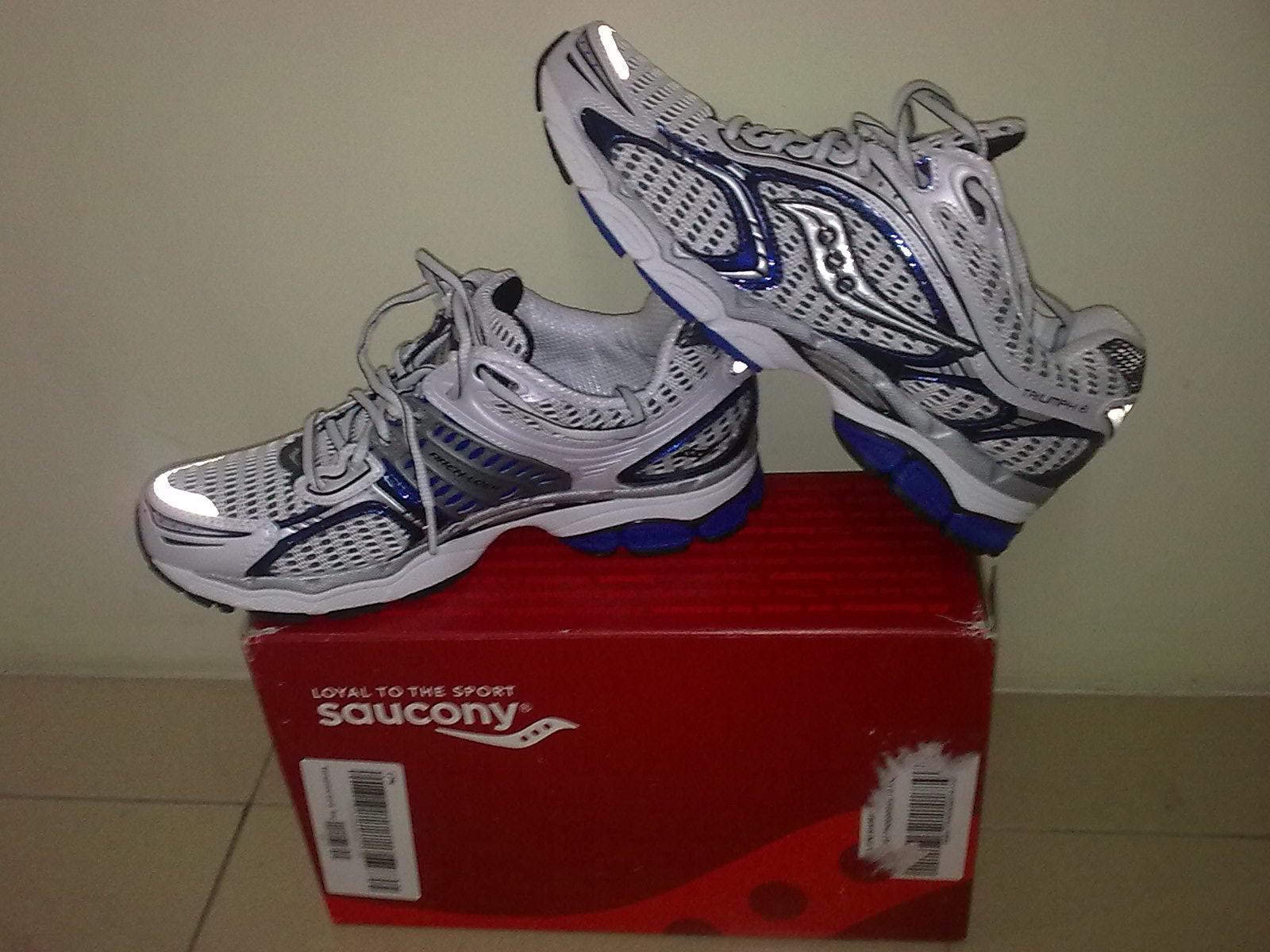 shoe review: saucony triumph 6 | jazzrunner