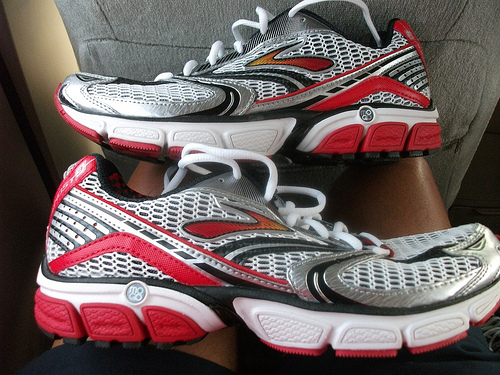 Shoe Review: Brooks Ghost 3   JAZZRUNNER
