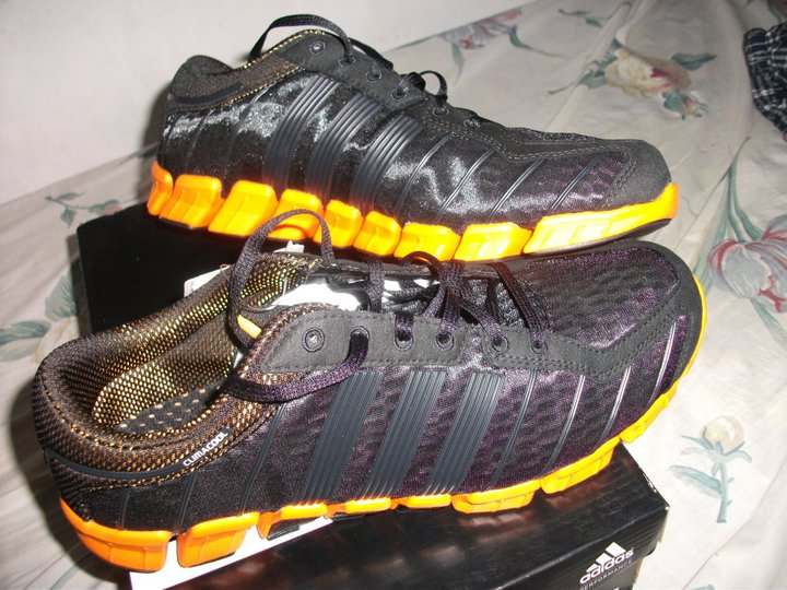 new arrival 70c48 39beb Shoe Review Adidas CC Ride  JAZZRUNNER