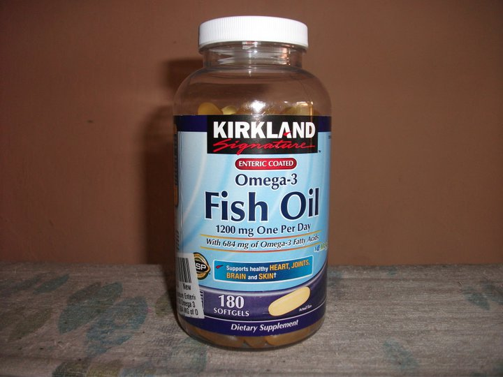 Vitamins supplements jazzrunner for Does fish oil expire